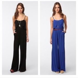 Urban Outfitters Gaucho Jumpsuit Romper